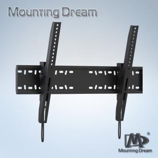 【Mounting Dream】可調角度電視壁掛架 適用32吋-70吋(電視壁掛架)