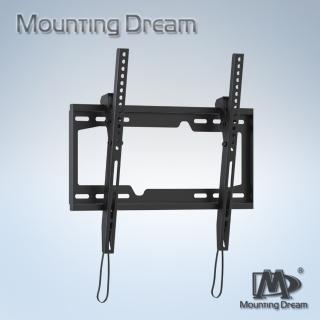 【Mounting Dream】可調角度電視壁掛架 適用26吋-52吋電視(電視壁掛架)