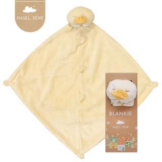 【美國 Angel Dear】動物嬰兒安撫巾(小鴨)