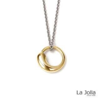 【La Jolla】守護者 純鈦墜項鍊(雙色)