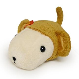 【Kapibarasan】水豚君猴年變裝公仔(懷特小姐)