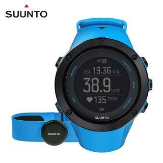 【SUUNTO】Ambit3 Peak Sapphire HR進階戶外探險與多項目運動GPS腕錶
