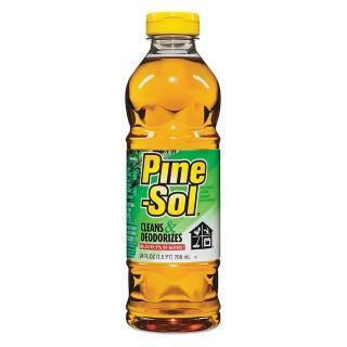 【美國 Pine-Sol】清潔劑(松木香24oz/709ml)
