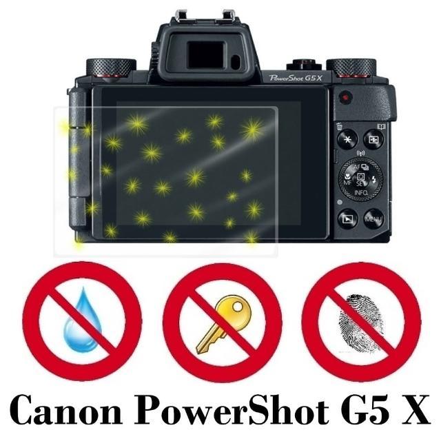 【D&A】Canon PowerShot G5 X日本原膜螢幕貼(NEWAS玻璃奈米型)