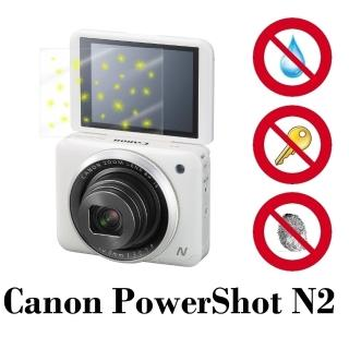【D&A】Canon PowerShot N2日本原膜螢幕貼(NEWAS玻璃奈米型)