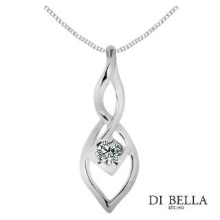 【DI BELLA】WONDERLAND天然鑽石墜鍊(3分)