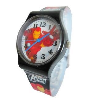 【漫威MARVEL】鋼?人兒童錶卡通錶(復仇者英雄聯盟)