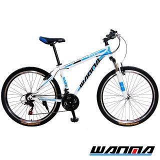 【WANMA】WM-1 26吋 日本SHIMANO 21速 登山車(服務升級版)