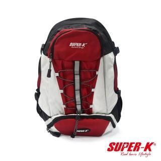 【酷博士】SUPER-K。休閒戶外手提後背兩用包(KS08035)