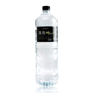 【清境】竹炭水1500ml(12瓶/箱)