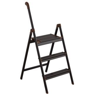 【長谷川Hasegawa設計好梯Handle step設計傢俱梯】3階110cm咖啡(SS系列SS-3BR)