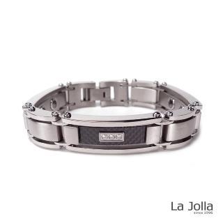 【La Jolla】夜曲 純鈦鍺手鍊(M)