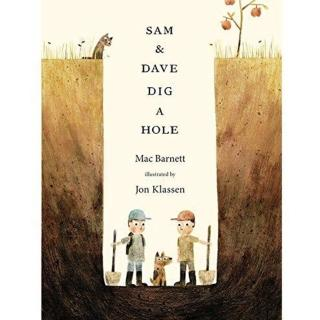 【Song Baby】Sam And Dave Dig A Hole 一直一直往下挖(精裝繪本)