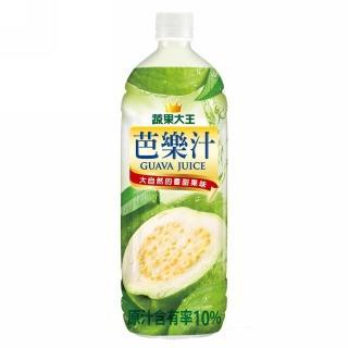 【維他露】蔬果大王芭樂汁  980ml(12入/1箱)