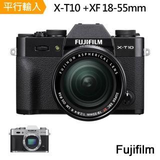 【FUJIFILM】X-T10+XF 18-55mm 單鏡組(中文平輸)