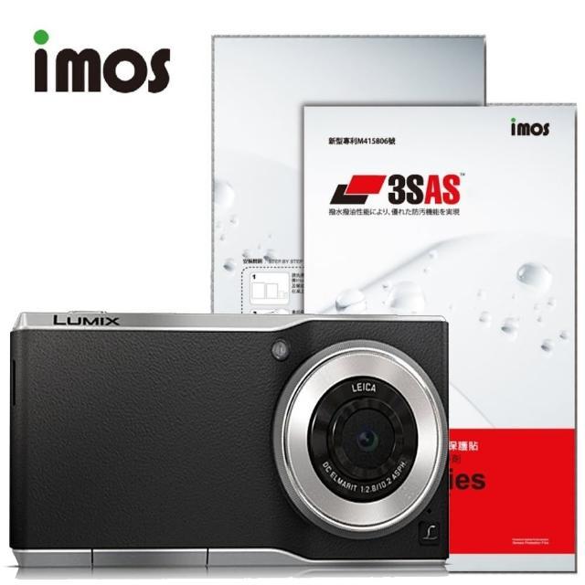 【iMOS 3SAS】Panasonic Lumix CM1 相機螢幕保護貼