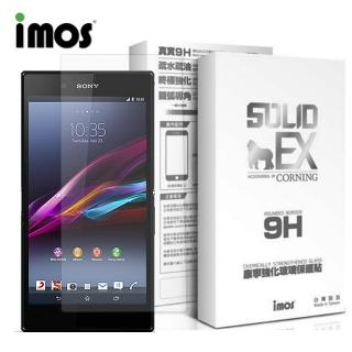 【iMOS 康寧】Sony Xperia Z1 強化玻璃 螢幕保護貼