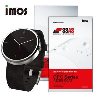 【iMOS 3SAS】Motorola Moto 360 螢幕保護貼