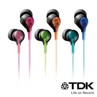 【TDK】炫彩發光科技感入耳式耳機(CLEF-BEAM)