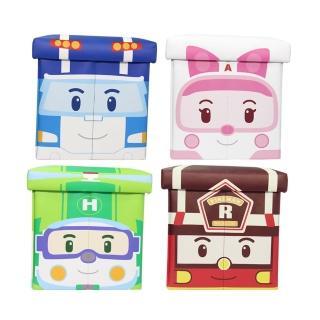 【新年送poli餐具收納】YoDa救援小英雄波力收納箱-共四款(任選四個)
