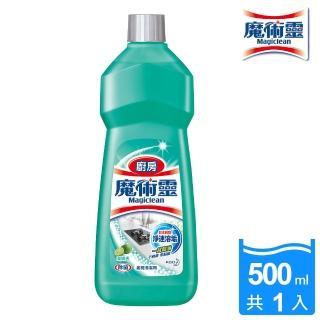 【魔術靈】廚房清潔劑 經濟瓶(500ml)