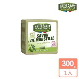 【法國 玫翠思】傳統經典橄欖馬賽皂300g