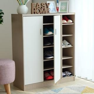 【Boite】雙門多層收納鞋櫃(可收納24雙鞋)