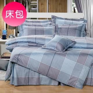 【Novaya 諾曼亞】《莫菲斯科》絲光綿雙人三件式床包組