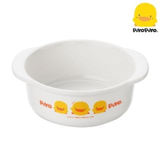 【黃色小鴨PiyoPiyo】嬰幼兒專用餐具(微波爐專用)