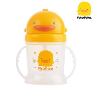【黃色小鴨PiyoPiyo】滑蓋造型練習杯(250ml)