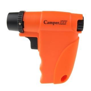 【Windmill】Camper III系列-露營戶外用噴射打火機(橘色款)