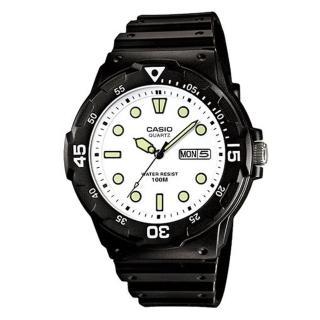【CASIO】潛水風DIVER LOOK系列錶(MRW-200H-7E)