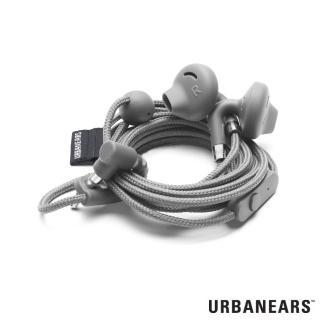 【Urbanears】瑞典設計 Sumpan系列耳塞式耳機(深灰色)