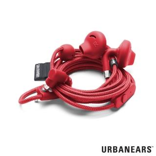 【Urbanears】瑞典設計 Sumpan系列耳塞式耳機(番茄紅)
