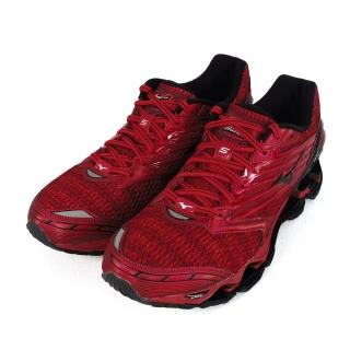 【MIZUNO】WAVE PROPHECY 5 男款跑鞋(J1GC160010)