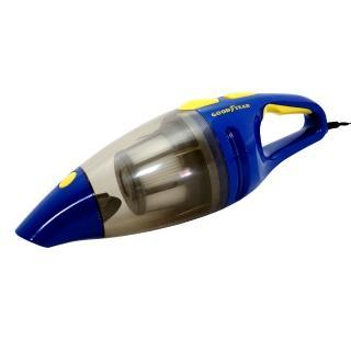【固特異】高壓氣旋式車用吸塵器 DC 12V(汽車 美容 保養 休旅車 洗車 修復 踏墊 雨刷 芳香劑)