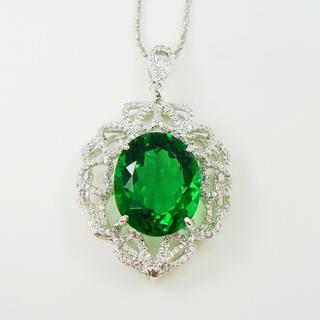 【蕾帝兒珠寶】高雅綠曜墜