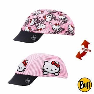 【BUFF】COOLMAX寶寶雙面遮陽帽(蝴蝶結KITTY)