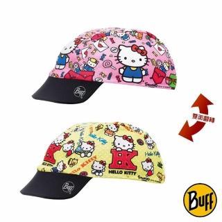 【BUFF】COOLMAX寶寶雙面遮陽帽(蜜糖KITTY)