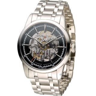 【漢米爾頓 Hamilton】永恆經典鏤空腕錶(H40655131)  HAMILTON 漢米爾頓