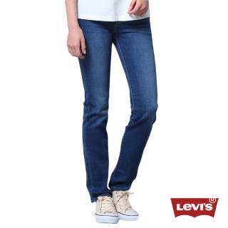 【Levis】312湛藍刷白修身輕磅丹寧牛仔褲