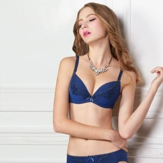 【瑪登瑪朵】16SS-我挺妳軟棉圈內衣  A-C罩杯(古典藍)
