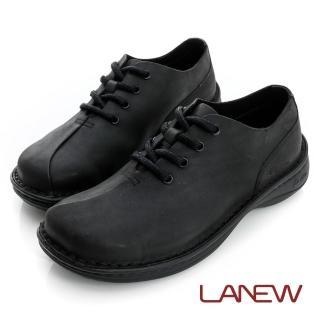 【La new】輕量 氣墊休閒鞋(男221018034)