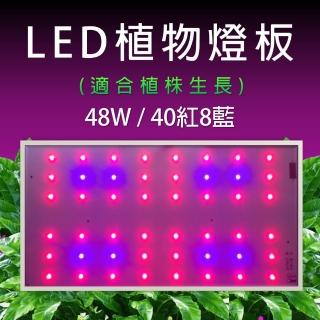 【君沛Jiunpey】48瓦/48W 掀蓋式植物生長燈 led植物生長燈(廠家直銷 保固三年)