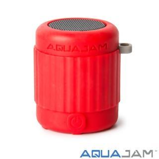 【AQUA JAM】藍芽無線喇叭 AJMINI-R(紅色)