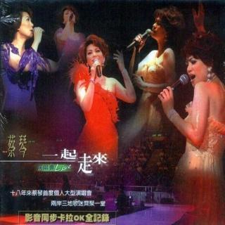 【蔡琴】一起走來演唱會(2VCD)