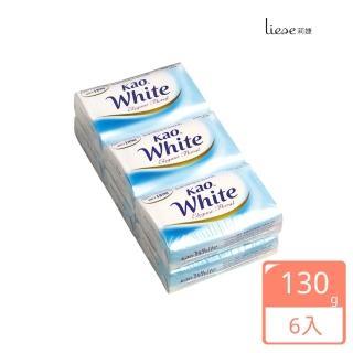 【花王】香皂 優雅花香(130gX6入)