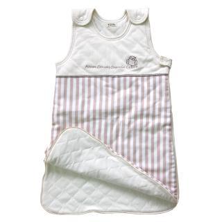 【Azure Canvas藍天畫布】100%有機棉 嬰兒鋪棉防踢背心(防踢被)