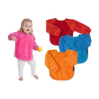 【Mum 2 Mum】神奇長袖吸水圍兜