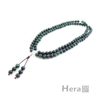 【Hera】翠綠典藏鐵龍生(唸珠/108顆)